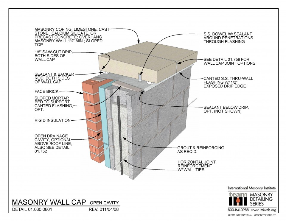 Cavity Archives Page 3 Of 5 International Masonry