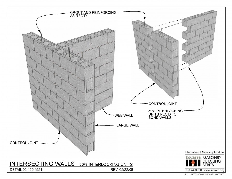 Masonry Detailing Series Archives Page 6 Of 23