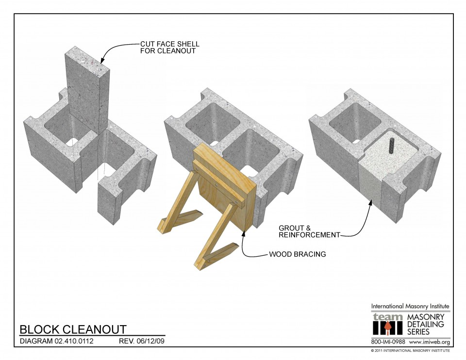 Masonry Detailing Series Archives Page 7 Of 25