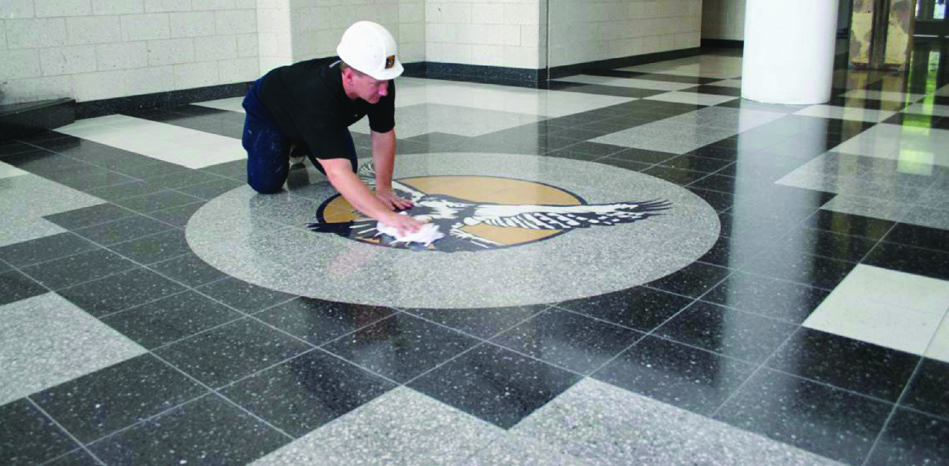 Cleaning Tile And Terrazzo Floors International Masonry