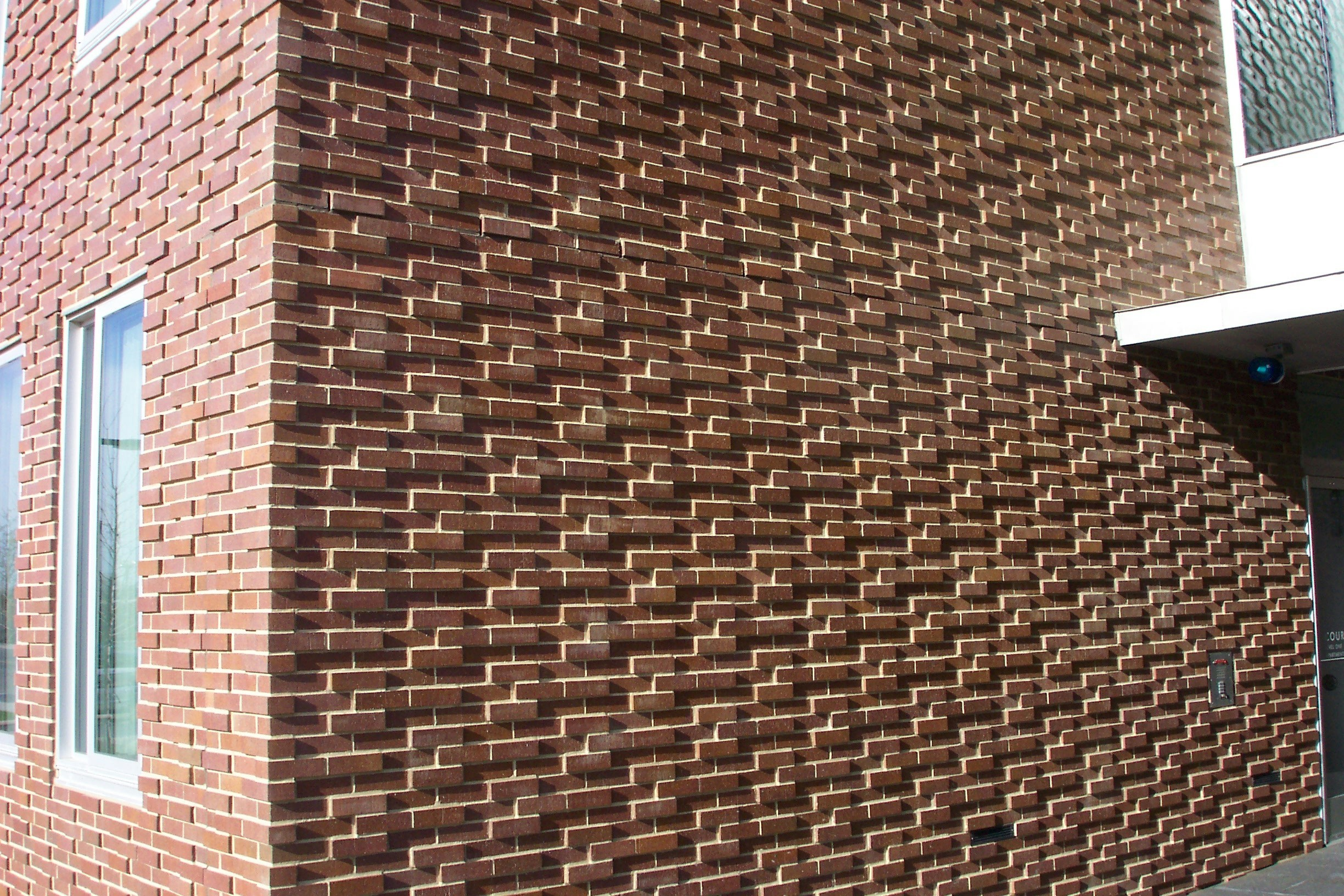 Brick Corbelling International Masonry Institute
