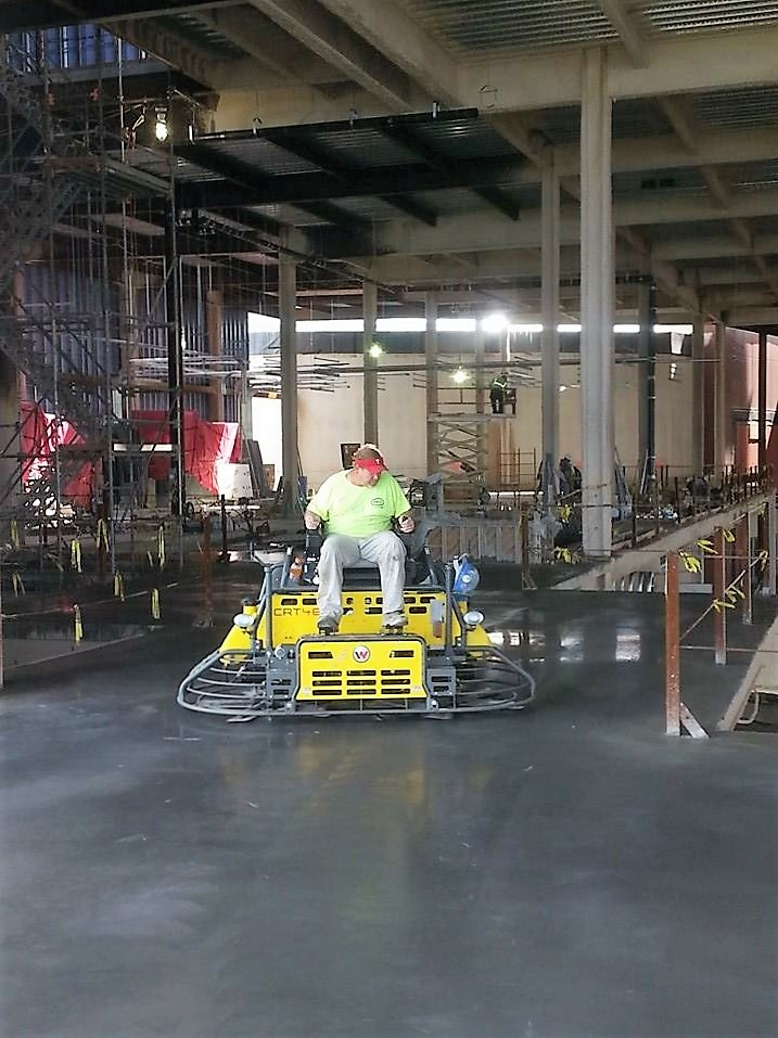 Cement Finishing | International Masonry Institute