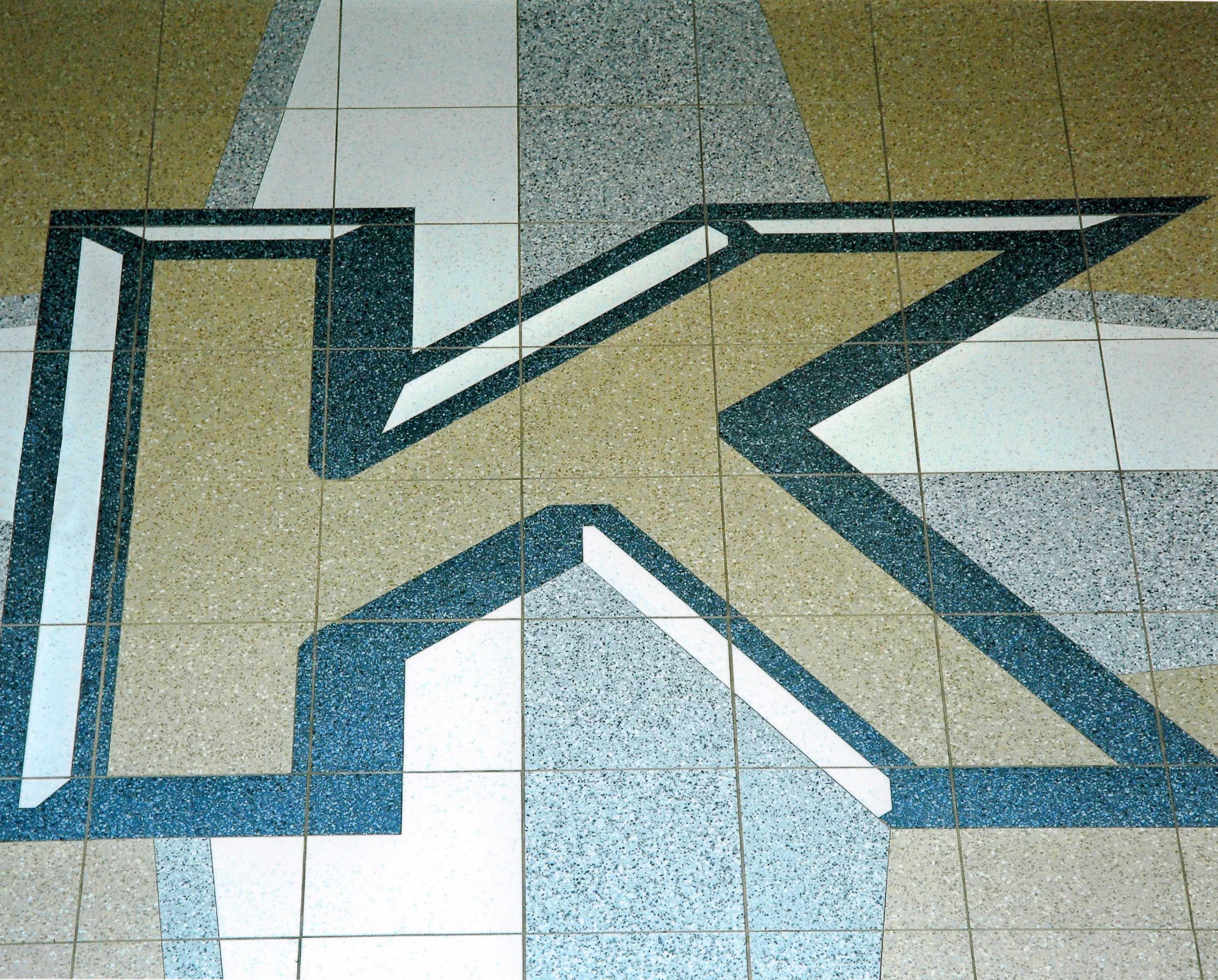 Kiski Area High School Ceramic Tile International Masonry Institute