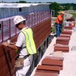 facade install crop